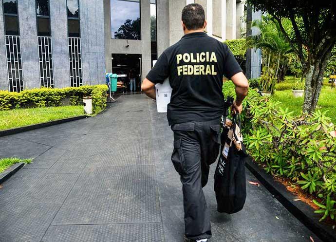 policia federal - Polícia Federal faz operação contra crimes praticados pela internet