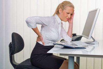 postura - Os malefícios de ficar sentado para a saúde musculoesquelética