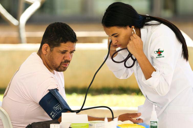 pressão arterial do brasileiro - Brasil participa de banco de dados mundial sobre hipertensão