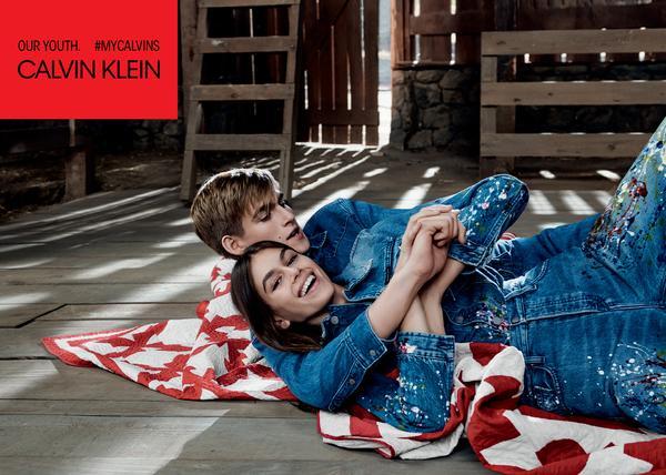 Calvin Klein Jeans apresenta coleção inspirada no trabalho de Sterling Ruby 046f644e87