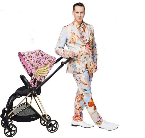 LZ Mini lança carrinhos de bebê assinados por Jeremy Scott   Revista ... d05e11bddf