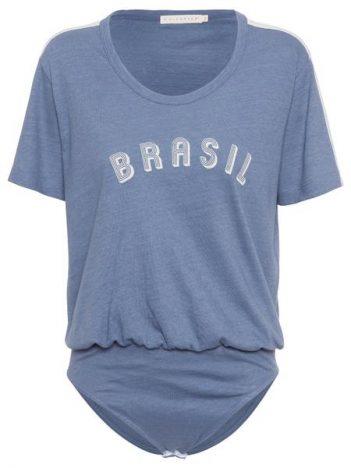 339241 798058 a.niemeyer para shop2gether   body camiseta gol   azul   494 00 web  351x468 - Moda para torcer pelo Brasil