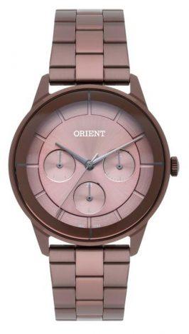 339702 800128 orient   ref.fmssm001 n1nx   r 478 00 web  266x468 - Orient apresenta coleção de relógios femininos com design diferenciado
