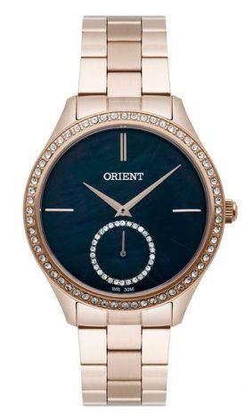 339702 800134 orient   ref.fgss0105 p1kx   r 498 00 web  275x468 - Orient apresenta coleção de relógios femininos com design diferenciado