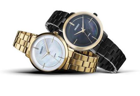 211bb0dd0ca Orient apresenta coleção de relógios femininos com design diferenciado
