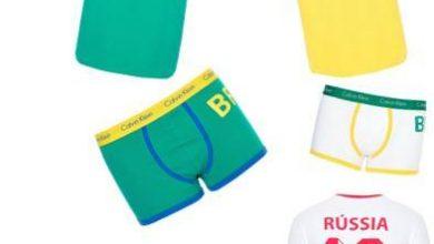 339734 800222 capa web  390x220 - Calvin Klein Underwear lança coleção especial para a Copa do Mundo