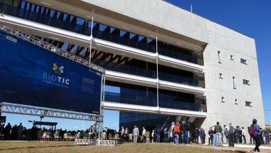 A Embrapa ocupará área de 400 m2 no segundo andar do edifício de governança do BioTIC 390x220 - Embrapa e parceiros participam da inauguração doBioTIC
