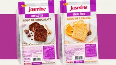 Bolos sem glúten Jasmine 390x220 - Jasmine lança bolos sem glúten