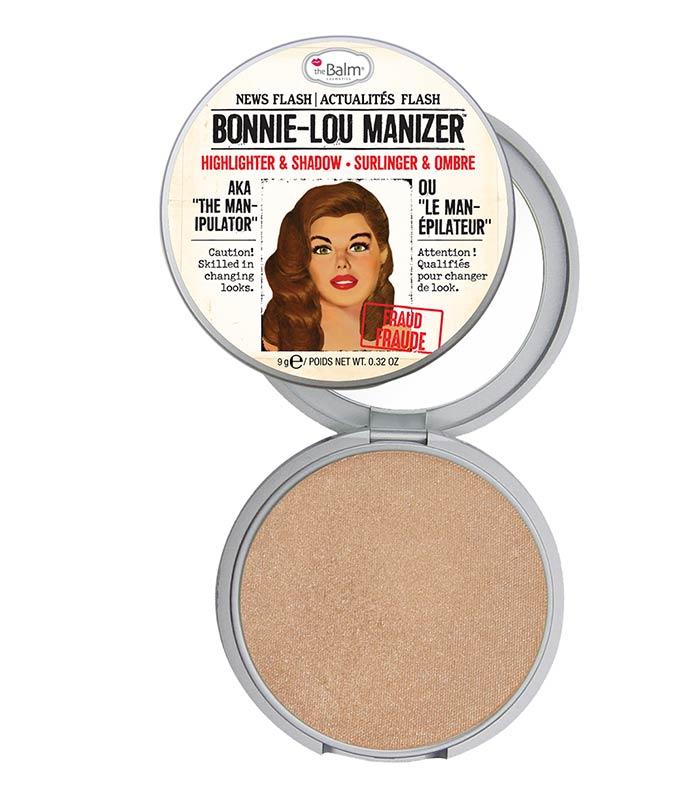 Bonnie Lou - theBalm lança novo iluminador Bonnie-Lou