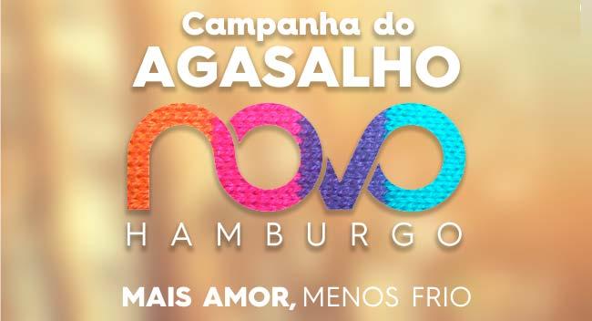 Campanha do Agasalho 2018 Novo Hamburgo - Campanha do Agasalho de Novo Hamburgo