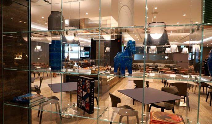 Casa Alitalia molo E 690x405 - Novo lounge Casa Alitalia é inaugurado no aeroporto Leonardo da Vinci em Roma
