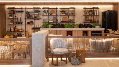 Casa Menir5 390x220 - Très Arquitetura projeta Casa Menir para a CASACOR São Paulo 2018