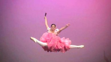 Casa de Cultura Mario Quintana Balé 390x220 - Espetáculo de balé terça-feira na Casa de Cultura Mario Quintana