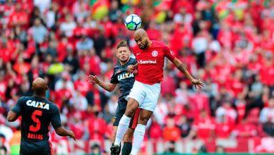 Defesa sólida do Inter no Brasileirão  390x220 - Invencibilidade do Inter já chega a seis jogos no Brasileirão