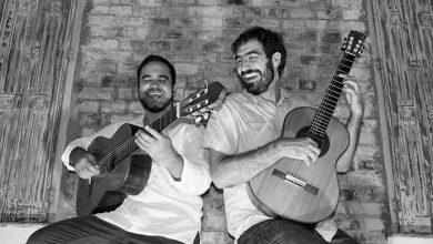 Duo Quintal 390x220 - Duo Quintal lança Noutro Tempo em show na Álvaro Moreyra