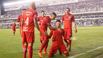 Inter bate o Santos por 2 a 1 na Vila Belmiro 390x220 - Inter vence o Santos na Vila Belmiro
