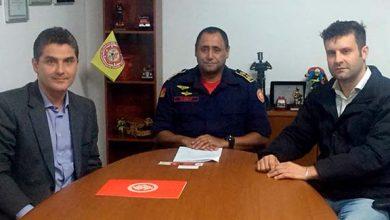 Inter bombeiros Beira Rio 390x220 - Vice-presidente do Inter se reúne com comando-geral dos Bombeiros