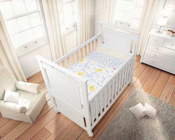 Jogo Sem travesseiro neut - Fisher-Price e Incomfral apresentam coleção de cama e banho