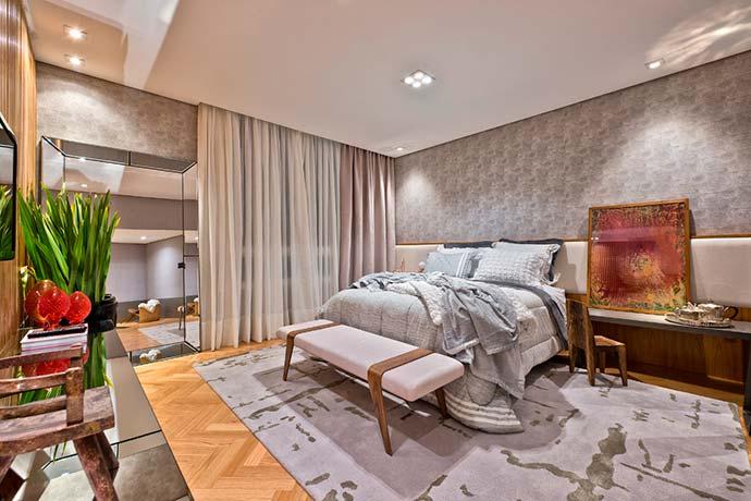 Modern House Karsten CASACOR PR 2018 divulgação 3 - Conheça dois projetos de lofts para se inspirar