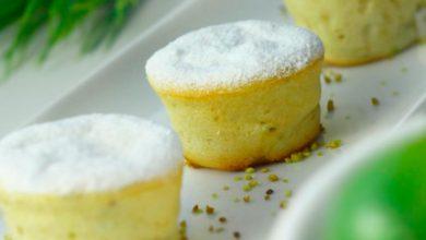 Muffins de limão 390x220 - Muffins de limão