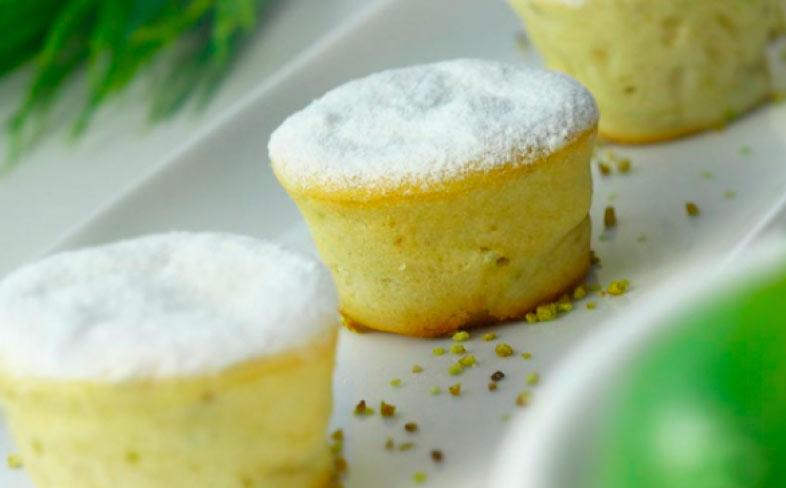 Muffins de limão - Muffins de limão