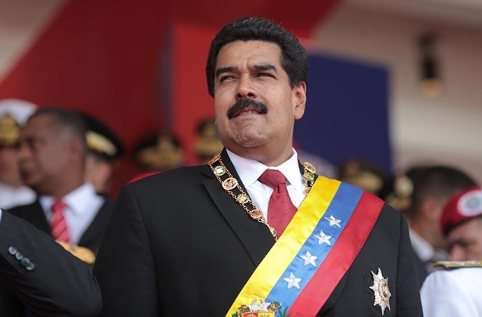 Nicolás Maduro - Organização dos Estados Americanos diz que mandato de Maduro é ilegítimo