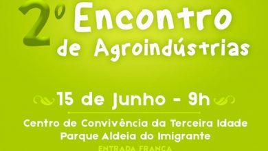 Nova Petrópolis promove 2º Encontro de Agroindústrias dia 15 de junho 390x220 - Nova Petrópolis promove 2º Encontro de Agroindústrias dia 15 de junho