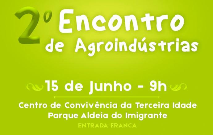 Nova Petrópolis promove 2º Encontro de Agroindústrias dia 15 de junho - Nova Petrópolis promove 2º Encontro de Agroindústrias dia 15 de junho