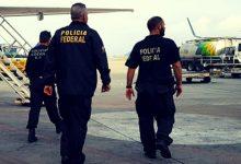 PF 220x150 - Dois presos em Guarulhos com 43 quilos de cocaína