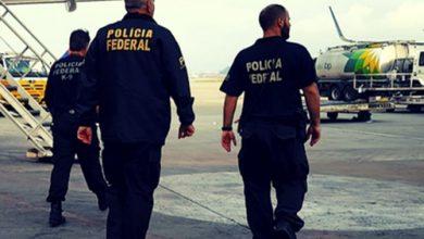 PF 390x220 - PF prende brasileiro foragido em estádio de São Petersburgo na Rússia