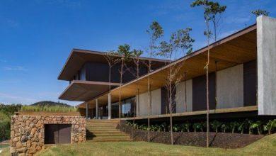 Padovani Arquitetos 390x220 - Projeto de residência preza pelo contato com a natureza