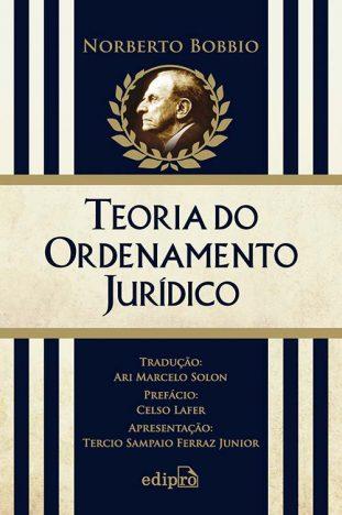 Teoria do Ordenamento Jurídico 311x468 - Dicas de leitura para estudantes de Direito