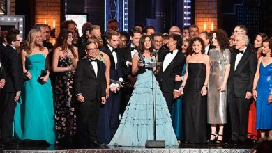 Tony Awards 2 390x220 - Film & Arts exibe 72ª edição do Tony Awards ao vivo no próximo dia 10