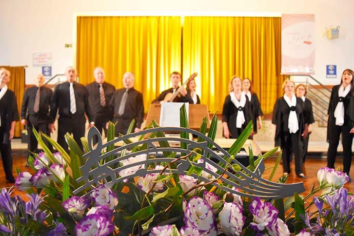 VII Encontro Municipal de Coros - Encontro Municipal de Coros é no próximo dia 16 em Dois Irmãos