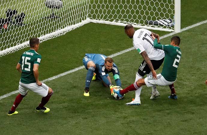 alemanha goleiro - Alemanha entra em campo sob pressão no 10º dia da Copa