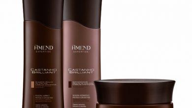amend castanhos 390x220 - Amend apresenta linha para cabelos castanhos