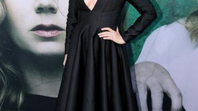 amy adams calvin klein by appointments 6.26.18 getty images web  390x220 - Amy Adams veste Calvin Klein para premiere de série da HBO