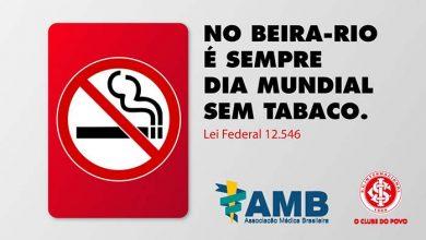 anti tabaco beirario 390x220 - Associação Médica Brasileira lança campanha contra o cigarro