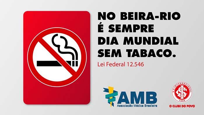 anti tabaco beirario - Associação Médica Brasileira lança campanha contra o cigarro