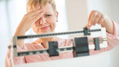 aum peso 390x220 - Menopausa e aumento do peso