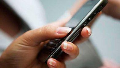 celular 390x220 - Contratos de banda larga crescem 0,46% em abril