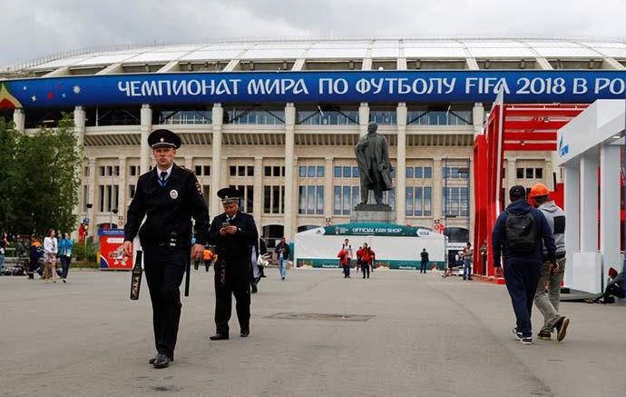 copa luzhniki2 - Rússia e Arábia Saudita abrem hoje a 21ª edição da Copa do Mundo
