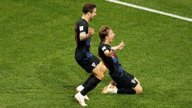 croacia 390x220 - Argentina perde de 3 x 0 para Croácia