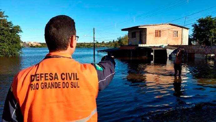defesa civil - Capacitação de agentes de Defesa Civil ocorre nesta terça-feira em Porto Alegre
