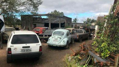 desmanches 390x220 - Operação Desmanche interdita estabelecimentos ilegais em Pelotas