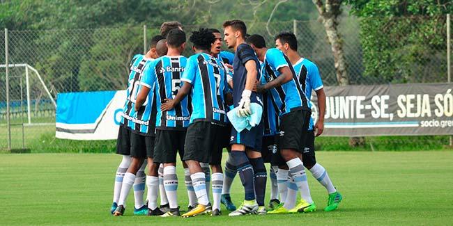 divulgada a tabela e a fa rmula de disputa do brasileiro sub 20 - Grêmio Sub-20 fará sua estreia diante do Fluminense