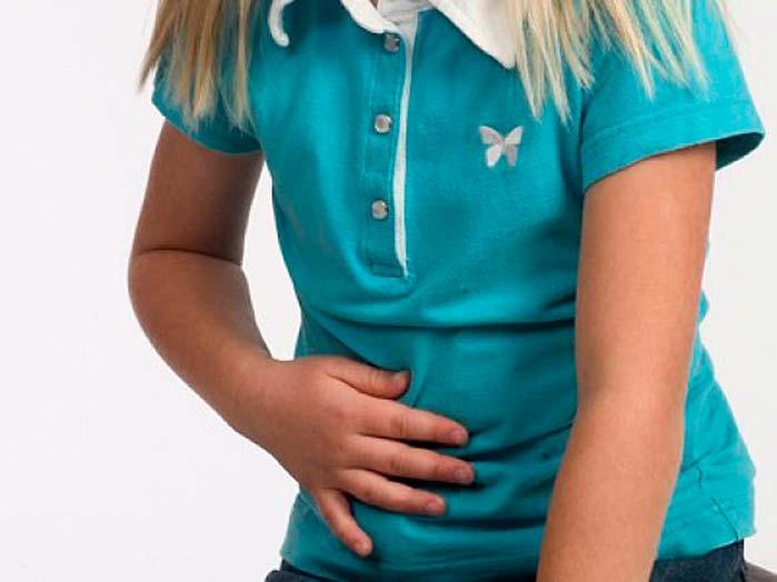 dor inf - Diarreia crônica em bebês e crianças