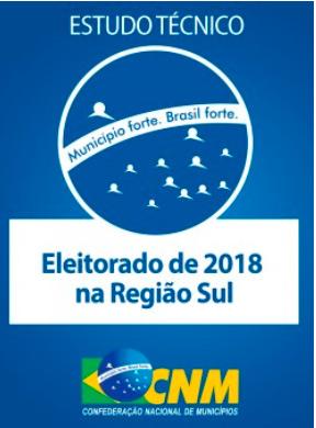 eleitorado sul - Estudo da CNM mostra que 35 municípios do Sul possuem mais eleitores que habitantes
