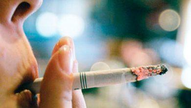 fumante 390x220 - Os riscos de ser fumante ocasional