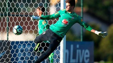 goleiro gabriel e meio campo diego rosa sa o convocados para a selea a o brasileira sub 17 390x220 - Garotos do Grêmio são convocados para a Seleção Brasileira Sub-17